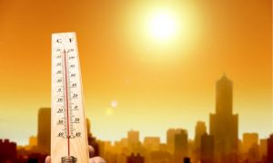 Triple-digit Temperature in San Diego: Weather Service Caution