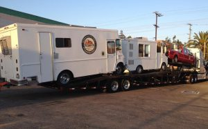 trailer/motorhome moving