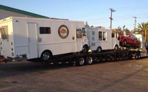 trailer/motorhome moving