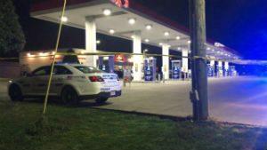 Man Shot Near Indianapolis Gas Station