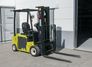 Steps to becoming a forklift operator