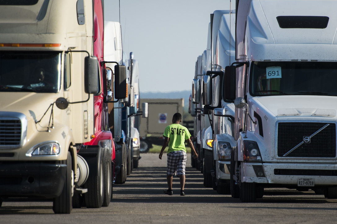 Safety Technology Helps Trucking Adapt
