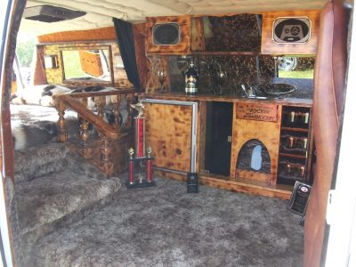 The Boogie Van: Impractical But Awesome