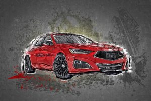 Acura TLX Type S Keeps Performance Legitimate In 2021